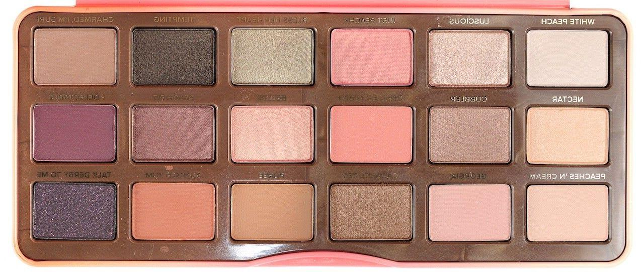 Too Sweet Eyeshadow Cosmetic Makeup 18 Shades