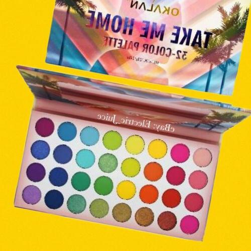 take me home 32 color eyeshadow palette
