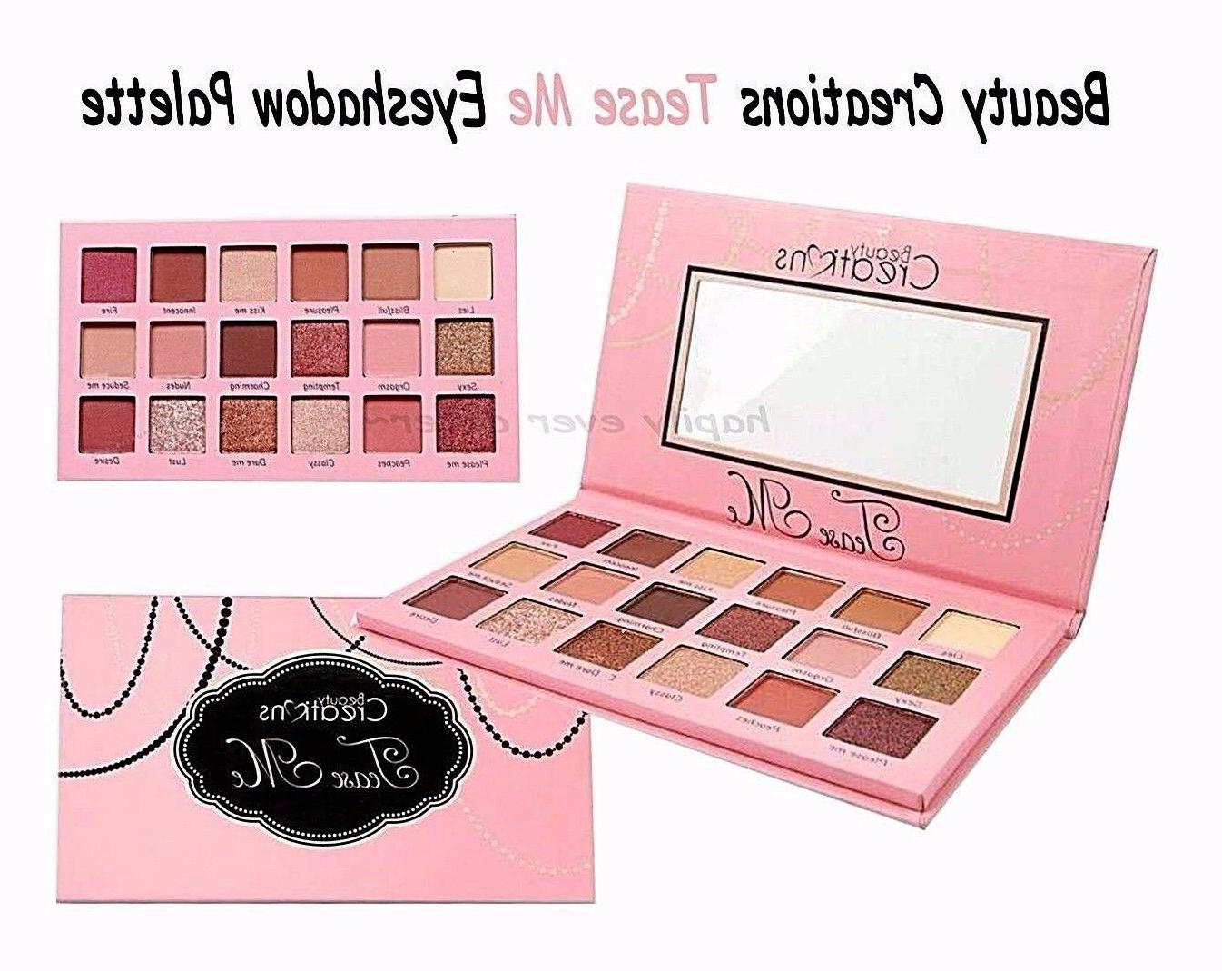 tease me eyeshadow palette authentic and usa