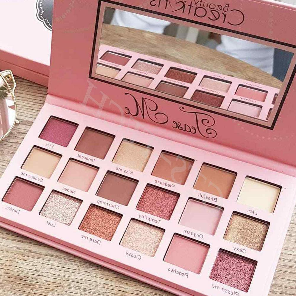 Tease Me Palette Beauty Creations Highly Pigmented