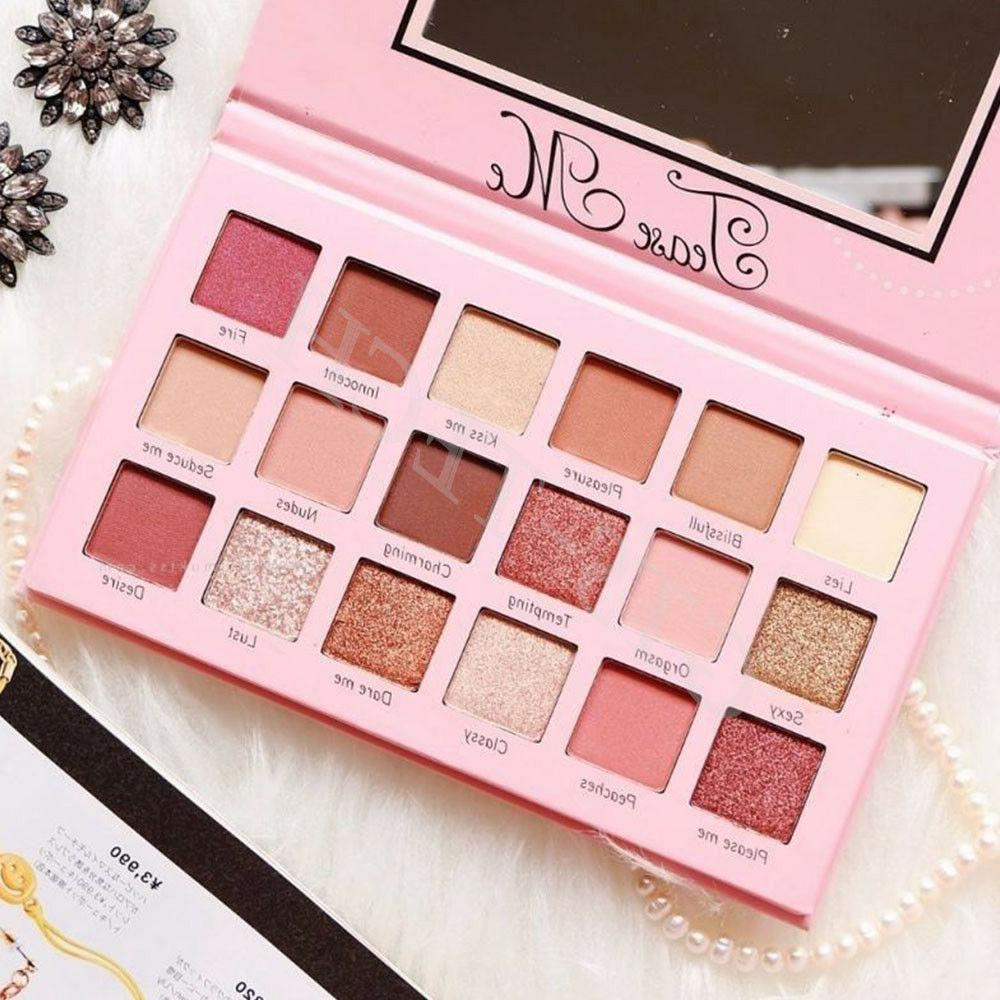 Tease Me Palette Beauty 18 Highly Pigmented Seller