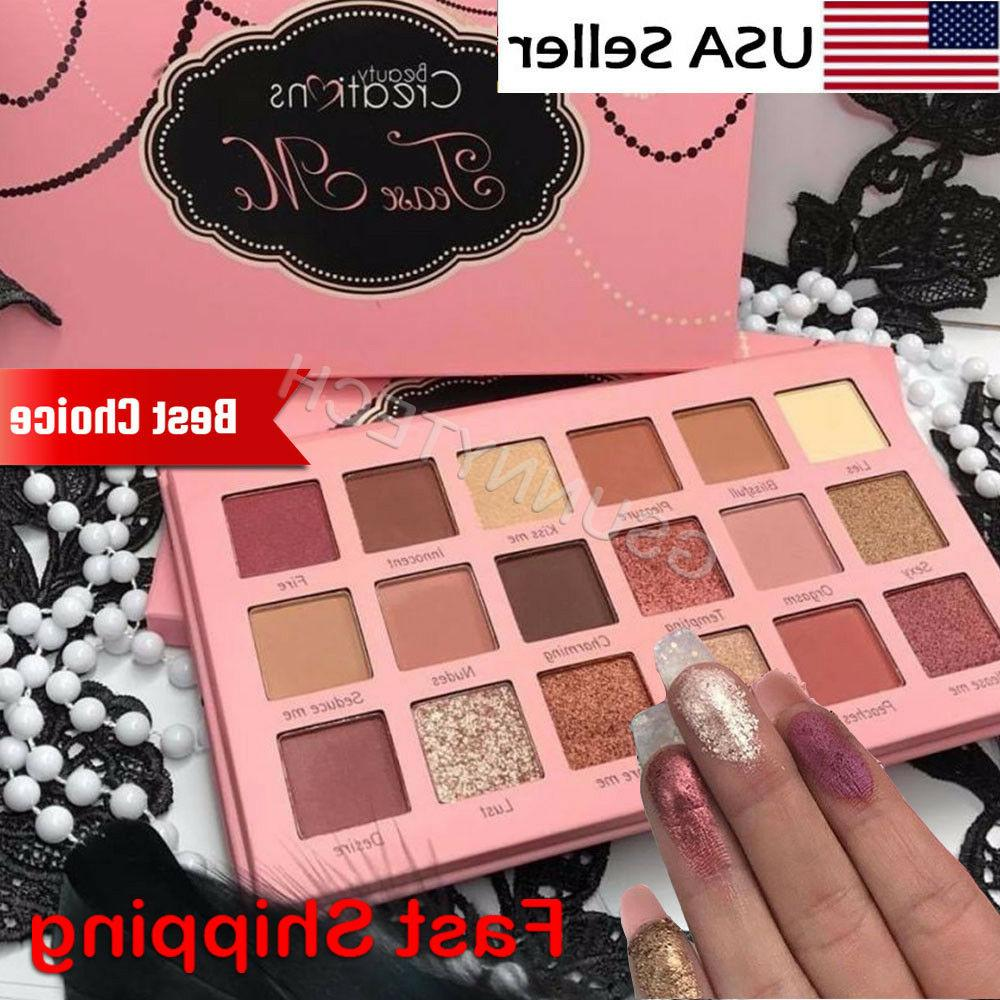Tease Me Palette Beauty Creations Highly Pigmented US