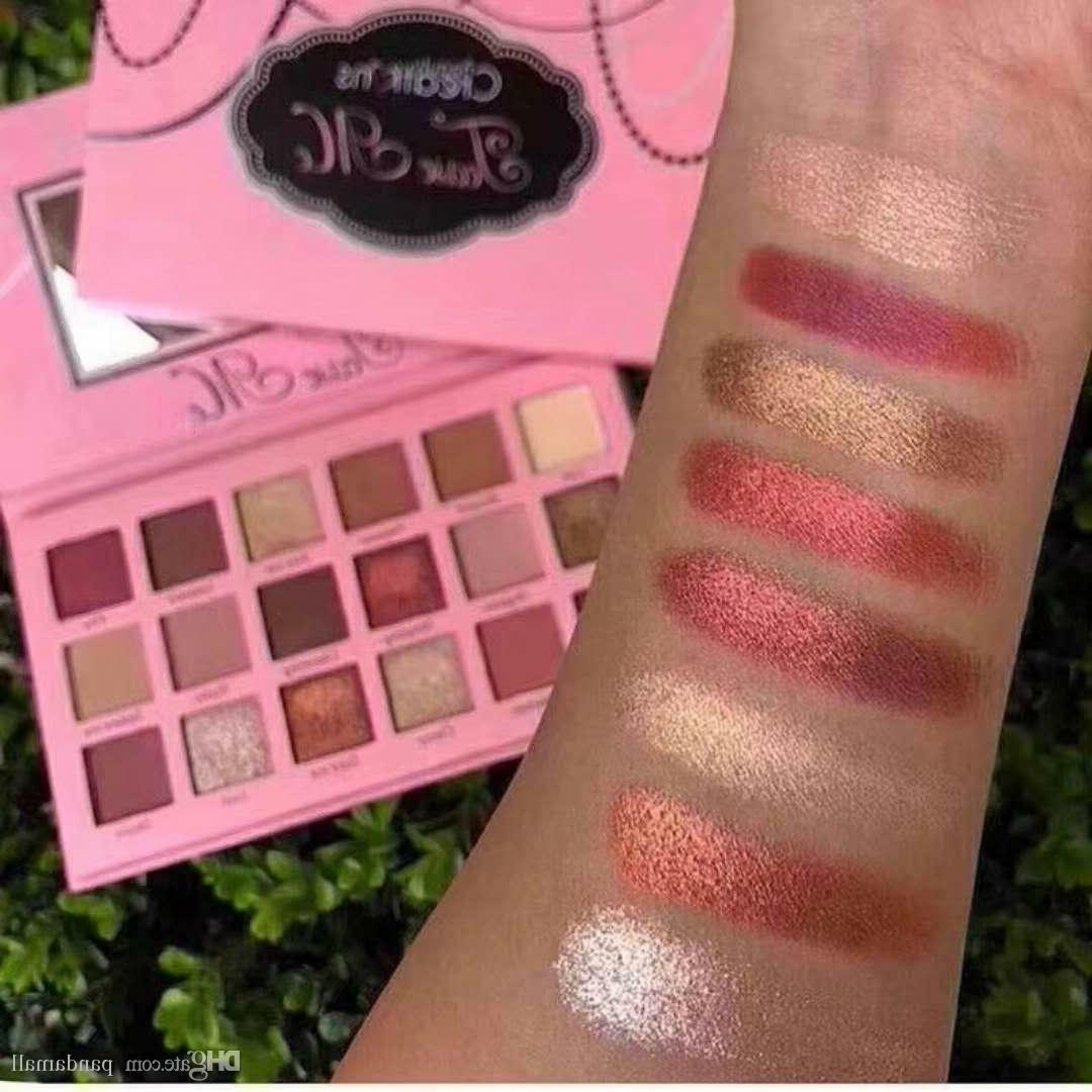 Tease Palette Beauty Creations , 18 colors Highly