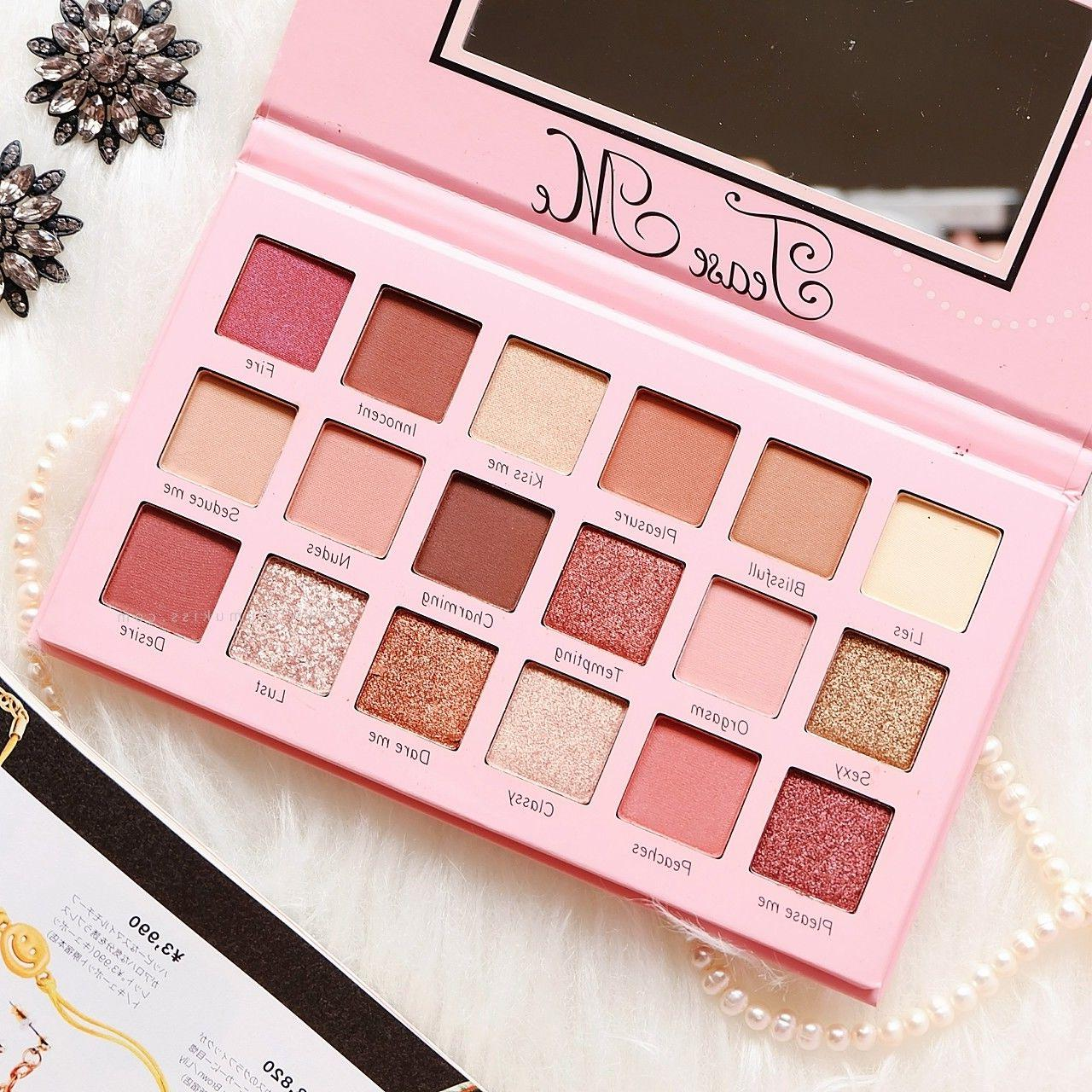 Tease Me Palette Beauty colors Highly Pigmented
