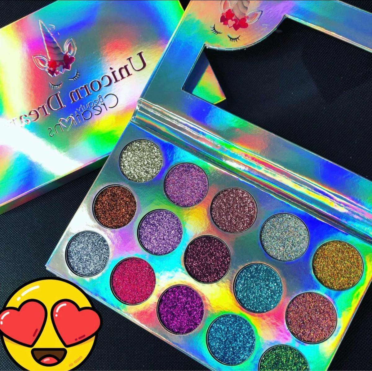 BEAUTY CREATIONS Palettes Glitters 15 shades
