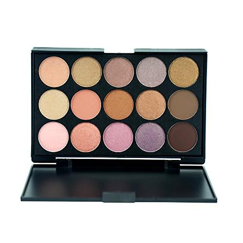 venus metallic eyeshadow palette