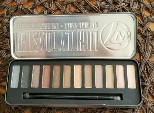warpaint cosmetics lightly toasted natural nudes eye