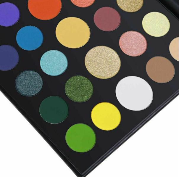 MORPHE x Palette Up Artist 39 Colors Eye Shadow