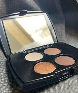 Lancôme Color Design Eyeshadow Quad Daylight+Amber Mystique