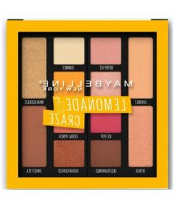 MAYBELLINE NEW YORK LEMONADE CRAZE OR SODA POP EYESHADOW PAL