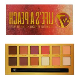 W7 Life's A Peach Eye Colour Palette - Eyeshadow