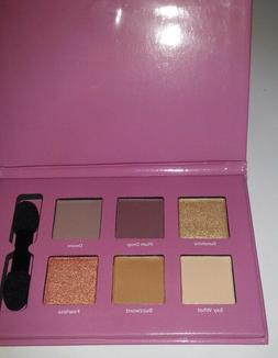 Ulta Beauty Limited Edition 6 pan Eyeshadow Palette  .16 oz