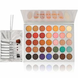 Limited Edition Jaclyn Hill x Morphe 35 Color Eye shadow Pal