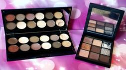 LOT × 2 NEW AS IS SMOKEY EYESHADOW PALETTES Huda Obsessions