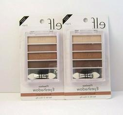 Lot of 2 ELF e.l.f. Flawless Matte Eyeshadow Eye Shadow 2162