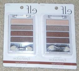 Lot of 2 e.l.f. Flawless Eye Shadow Palette *21623 Tantalizi