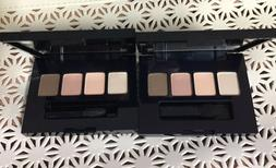 Lot of 2 Estee Lauder Pure Color Eyeshadow Palette 4 Colors
