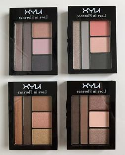 NYX Love in Florence eyeshadow palette Pick Your Color! FREE