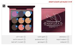MAC AALIYAH COLLECTION - AGE AIN'T NOTHING EYE SHADOW PALLET