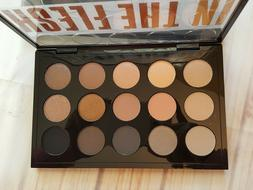 MAC Eyeshadow x 15 Palette - IN THE FLESH  $99 MSRP Cosmetic