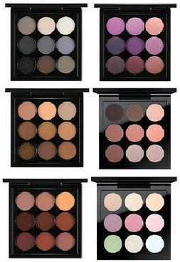 MAC Eye Shadow X 9 Palette  NEW IN BOX Authentic Limited Edi
