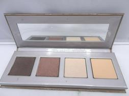 Mally Eyeshadow Romantic Brown 3 Eye shades & BasePrimer Pal