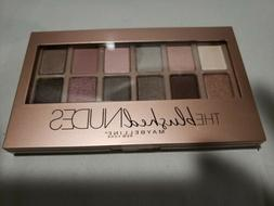 Maybelline The Blushed Nudes Eyeshadow Palette 2145194 Free