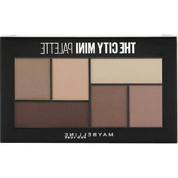 Maybelline The City Mini Eyeshadow Palette Makeup, Matte Abo