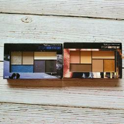 Maybelline The City Mini Eyeshadow Palettes Concrete Runway