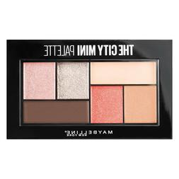 Maybelline The City Mini Palette Eyeshadow