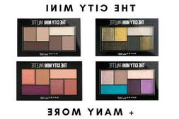Maybelline THE CITY MINI PALETTE  Eyeshadow Makeup -YOU CHOO