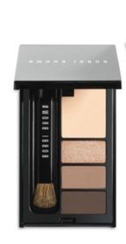 Bobbi Brown Mini Eye Palette NEW Shadow Eyeliner Brush Bone