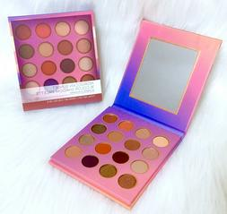 BH Cosmetics Moroccan Sunset 16 Color Eyeshadow Palette BNIB