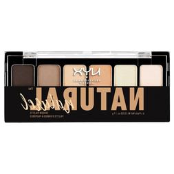 NYX Natural Palette Eye Shadow Professional Makeup New Unuse