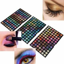 New 252 Color Eye Shadow Makeup Cosmetic Shimmer Matte Eyesh