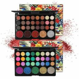 Eyeshadow Palette Smoky Cosmetic Eye Shadows Waterproof Eye
