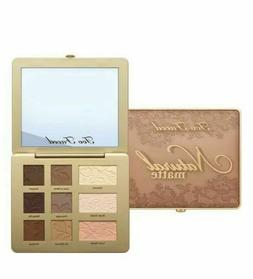 New/Box Too Faced Natural Matte Eye Shadow Palette Authentic