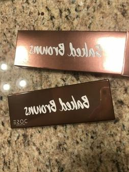 new in box baked browns eyeshadow palette