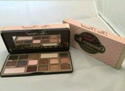 New in box Too Faced Chocolate Bar Eyeshadow Palette Limited