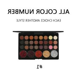 New Professional Makeup EyeShadow Palette 29 Mixed Colors Gl