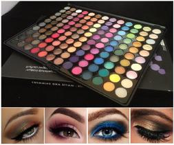 NEW PROFESSIONAL Matte Shimmer Eyeshadow Palette Makeup Set