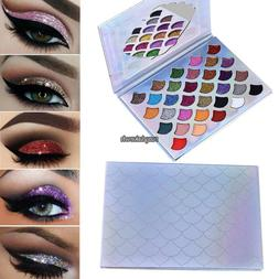 New Women Cosmetic Make Up Multi-color Glitter Eyeshadow Pal