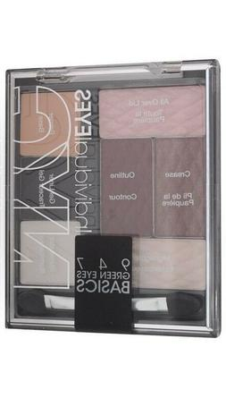 NYC New York Color Individual Eyes Eyeshadow Palette 947 Gre