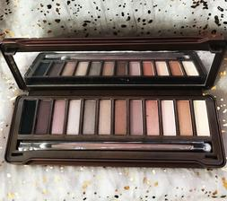 Nude Collection PURE COSMETICS Eyeshadow Palette 12 Taupe-Hu