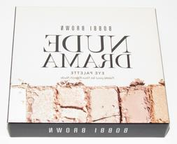 BOBBI BROWN Nude Drama Eyeshadow Palette ** Brand New in Box