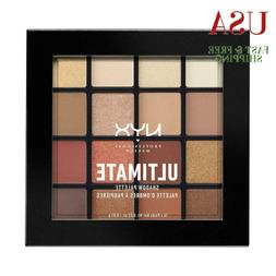 Nyx Professional Up Ultimate Shadow Palette, Eyeshadow Palet
