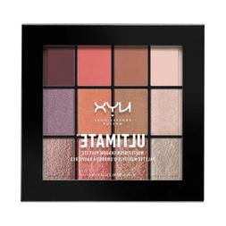 Nyx Ultimate Rose Gold Eye Shadow Palette