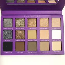 Okalan Neutral Palette Shimmery Matte Colors Eyeshadow Beaut