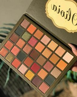 Beauty Creations Olivia Eyeshadow Palette High Pigment 35 Co