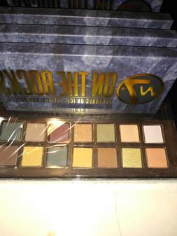 W7 On The Rocks eyeshadow palette FREE Mascara with PURCHASE